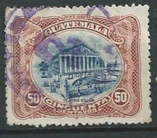 Guatemala Yvert N° 126 Oblitéré   -  Ah 29522 - Guatemala