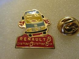 PIN'S   RENAULT  B   TRAFIC - Renault