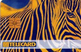 REPUBLICA CHECA. Zebra. C148A, 32/06.96. (056). - Tarjetas Telefónicas