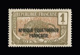 CONGO FRANCAIS N° 72a  Double Surcharge. Neuf Sans Charnière. Cote Yvert 234 €. Grande Fraîcheur. TTB - French Congo (1891-1960)