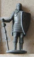 MONDOSORPRESA, (SLDN°55) KINDER FERRERO, SOLDATINI IN METALLO SOLDATI 14-16 SECOLO 40MM - Figurines En Métal