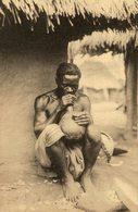 WADIA USAGE DU TABAC ET DU CHANVRE CHEZ LES WADIA TABAK EN HENNEP ROOKEN BIJ DE WADIA - Congo - Kinshasa (ex Zaire)