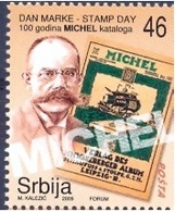 SRB 2009-327 100A°MICHEL, SERBIA, 1 X 1v, MNH - Serbie
