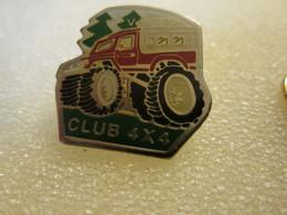 PIN'S   CLUB  4X4  VOSGES - Toyota
