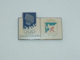 Pin's J.O. LILLEHAMMER 94, BLASON - Olympic Games
