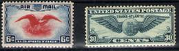E.Unidos Aéreos Nº 24/5. Año 1938/9 - Estados Unidos