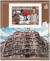 Madagascar Hb Michel 66B Al 71B - Summer 1992: Barcelona