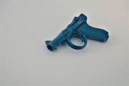 Vintage TOY GUN : TY COLLECTING HONG KONG LUGER NO717 - L=5.0cm - 19??s  - Keywords : Cap - Rifle - Revolver - Pistol - Decotatieve Wapens