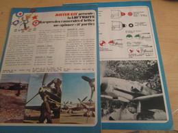 SPI2019 Issu De SPIROU 1975/76 / MISTER KIT Présente : DOUBLE PAGE A4 / CASSEROLES D'HELICE LUFTWAFFE PART 1 - Revues