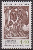 Métiers De La Foret - FRANCE - Bucheron Des Ardennes - N° 2943 ** - 1995 - France
