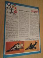 SPI2019 Issu De SPIROU 1975/76 / MISTER KIT Présente : PAGE A4 / MAQUETTES A L'ECHELLE 1/100e - Revues