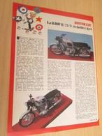 SPI2019 Issu De SPIROU 1975/76 / MISTER KIT Présente : PAGE A4 / LA BMW R75/5 AU 1/8e HELLER - Revues