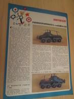 SPI2019 Issu De SPIROU 1975/76 / MISTER KIT Présente : PAGE A4 / BLINDE SDKFZ 232 RAD - Revues