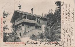 AK Sautern Villa Rabo Raba ? A Seebenstein Schiltern Pitten Bad Erlach Neunkirchen Wiener Neustadt NÖ Niederösterreich - Pitten