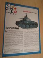 SPI2019 Issu De SPIROU 1975/76 / MISTER KIT Présente : PAGE A4 / LE PZ 38 (t) - Revues