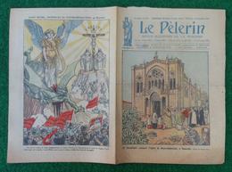 Revue Illustrée Le Pèlerin - Septembre 1923 - L'Église Jésus Adolescent à Nazareth - L'Église De Bobbio - Journaux - Quotidiens