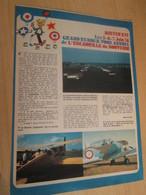 SPI2019 Issu De SPIROU 1975/76 / MISTER KIT Présente : PAGE A4 / ESCADRILLE DU SOUVENIR 1976 - Revues