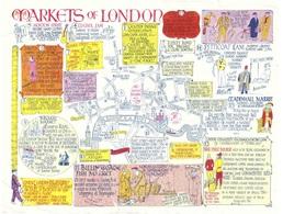CART X HOLLAND MARKETS OF LONDON THE FAGA SERIES NO.25 - London