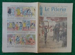 Revue Illustrée Le Pèlerin - Octobre 1923 - Aux Cokeries De Rhein Elbe - Les Vendanges En Alsace - Journaux - Quotidiens