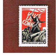 URSS -  YV. 3703  -  1971  PARIS COMMUNE CENTENARY    - MINT** - 1923-1991 URSS