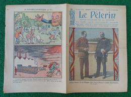 Revue Illustrée Le Pèlerin - Octobre 1923 - La Procession à Notre-Dame De Béhuard - Journaux - Quotidiens