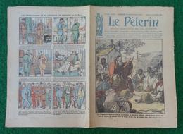 Revue Illustrée Le Pèlerin - Octobre 1923 - L'entrée Solennelle Du Sultan Du Maroc à Marrakech - Journaux - Quotidiens