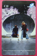 Kosovo Prepaid Phonecard, 10 Euro. Operator VALA, *Big Egg & 2 Girls*, Serial # 02...... - Kosovo