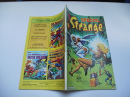 SPECIAL STRANGE N°41 Lug///////// TBE - Lug & Semic