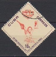 CUBA - Timbre N°620 Oblitéré - Cuba