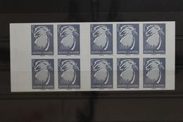 Neukaledonien 1391 ** Postfrisch Als Markenheftchen #TA682 - Neue Hebriden