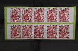Neukaledonien 1121 II BC ** Postfrisch Als Markenheftchen #TA672 - Neue Hebriden