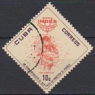 CUBA - Timbre N°621 Oblitéré - Cuba
