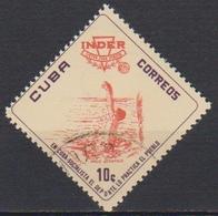 CUBA - Timbre N°623 Oblitéré - Cuba