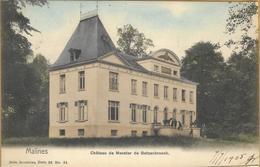 6ik-565 Malines Château De Meester De Betzenbroek - Nels Série 3 N°64  Gekleurd - Malines