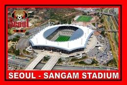 Cp;stade De Football.OEIRAS   SEOUL  COREE DU SUD   SANGAM STADIUM  # CS.731 - Voetbal