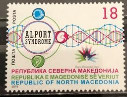 North Macedonia,  2019, Alport Syndrome (MNH) - Macedonia