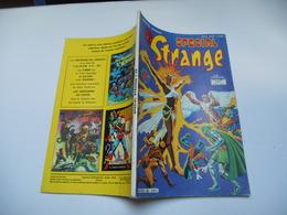 SPECIAL STRANGE N°38 LUG  ///////// C1 - Lug & Semic