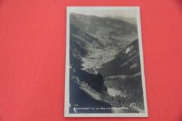 Salzburg Kaprun Kapruner Tal Am Weg Zum Wasserfallboden 1928 - Austria