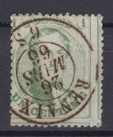 N° 13 B :  RENAIX  Mars 1866 - 1863-1864 Medaillons (13/16)