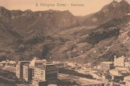 Cartolina  - Postcard /    Viaggiata -  Sent /  San Pellegrino Terme, Panorama - Bergamo