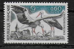 FRANCE  N°  1755   * *  Oiseaux Cicognes D Alsace - Cigognes & échassiers