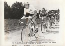 Eddy Merckx - Tour De France 1971 - Etape Grenoble / Orcière Merlette - Ciclismo