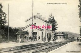 52 - Hortes - La Gare - Autres Communes
