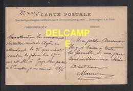 DD / 34 HÉRAULT / REVOLTE VITICOLE DE 1907 / CORRESPONDANCE D' UN SOLDAT QUI ÉVOQUE L' ITINERANCE DU 17ème - Francia