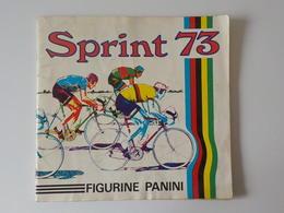 1973 Cyclisme Album Panini Sprint 73 Eddy Merckx Radfahren Wielrijder Chromos - Wielrennen