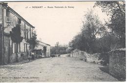 NOUART - Route Nationale De Stenay - France