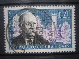 FRANCE    N° 1271 - OBLITERATION RONDE - Francia