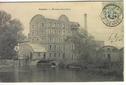 VOUZIERS - Minoterie Saint-Paul - Vouziers
