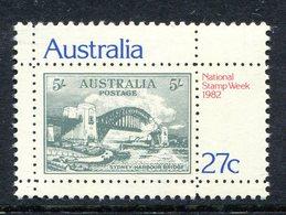 Australia 1982 National Stamp Week MNH (SG 864) - Mint Stamps