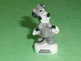 """Fèves / Disney / Dessins Animés : Minnie , """" Irisé """"     T87 - Disney"""